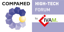 Grafik: COMPAMED HIGH-TECH FORUM by IVAM