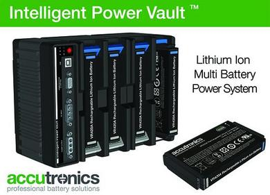 Intelligent Power Vault