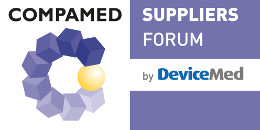 Grafik: COMPAMED SUPPLIERS FORUM by DeviceMed