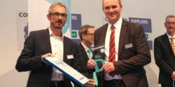 Bild: Verleihung des DeviceMed-Awards; Copyright: DeviceMed