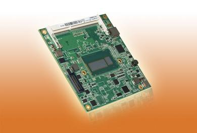 Embedded conga-TC87 COM Express Module
