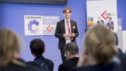 Foto: Vortrag des COMPAMED HIGH-TECH FORUM