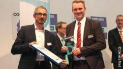 Bild: Gewinner eines DeviceMed-Award; Copyright: DeviceMed