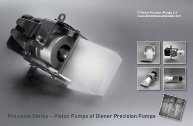 Diener Precision Pumps Piston Pumps