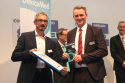 Bild: Gewinner eines DeviceMed-Awards; © DeviceMed